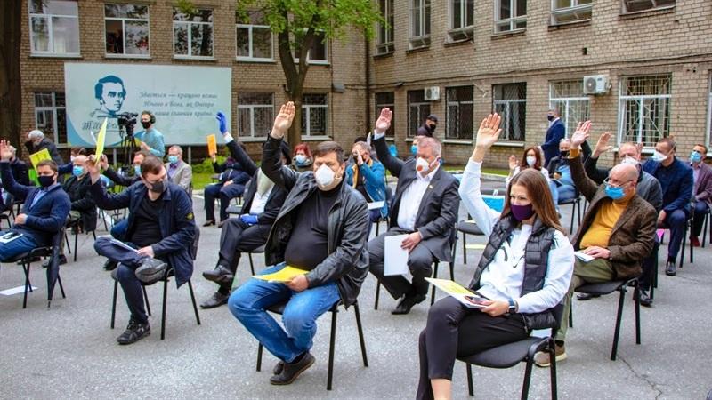 Депутатские комиссии горсовета рассматривают к сессии «переброску средств» в предвыборном бюджете города