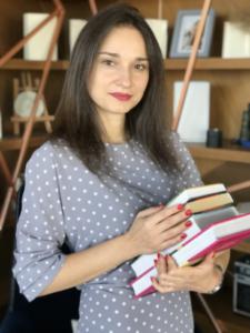 Букинист Людмила Бойченко