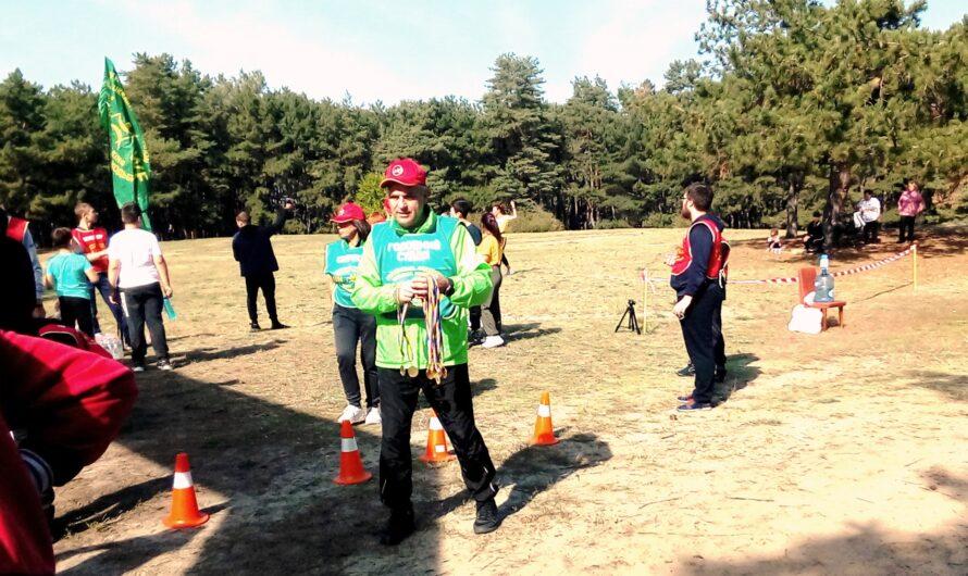 Вместе весело шагать! В Днепре прошли всеукраинские соревнования по скандинавской ходьбе