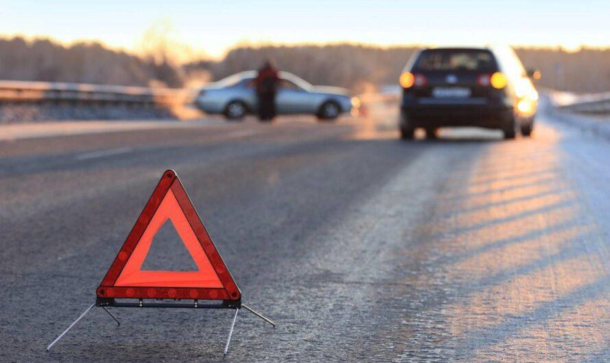Самый опасный день недели на дорогах Украины по количеству ДТП