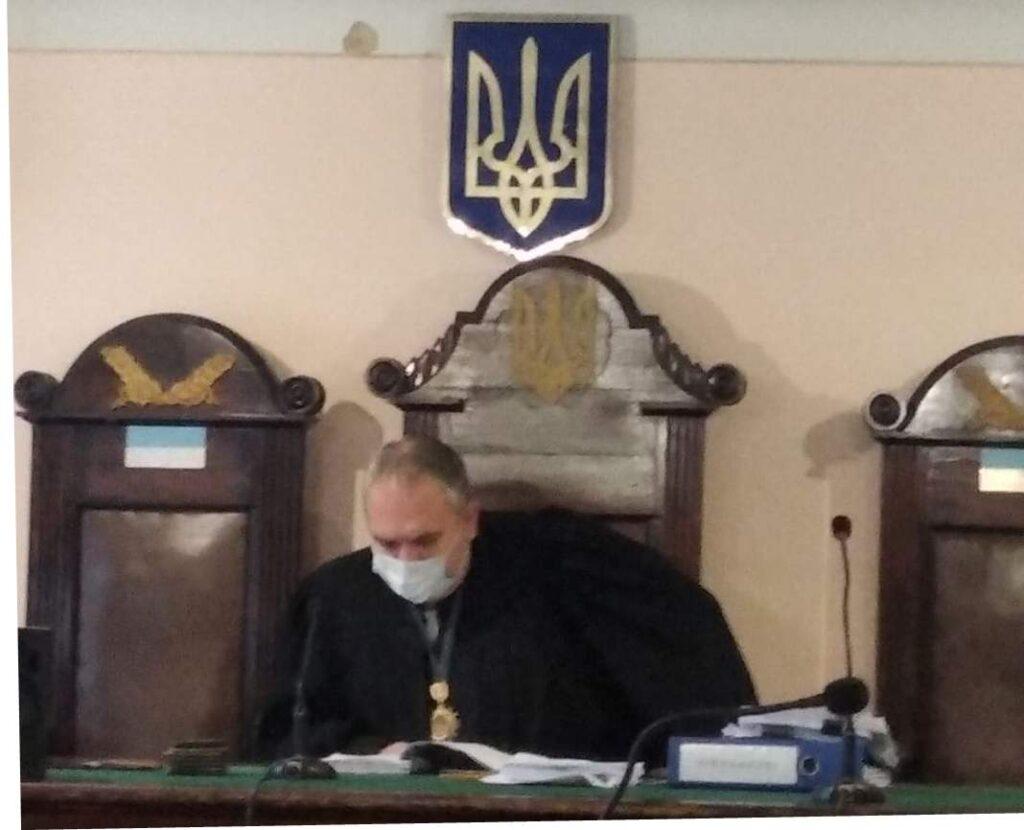 Судья Дехта