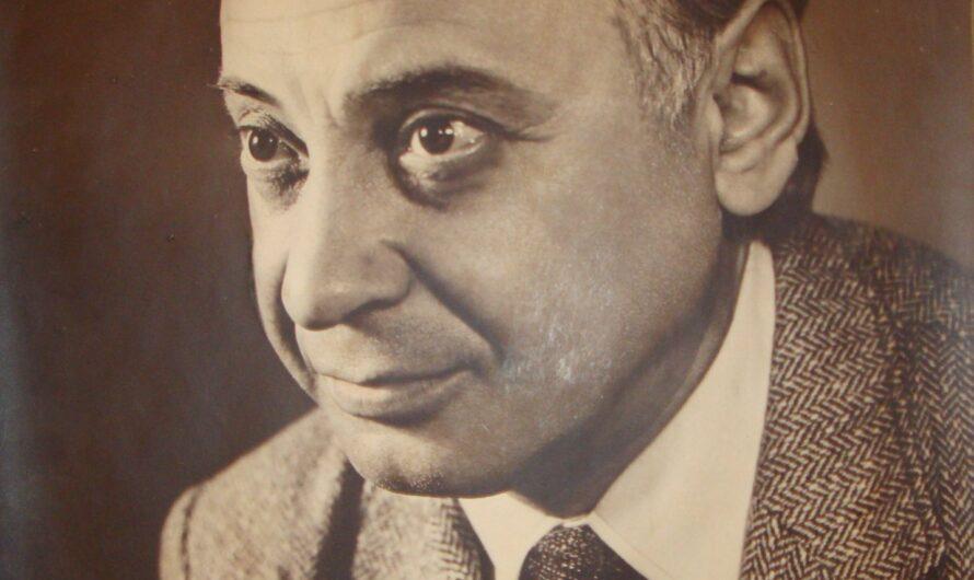 Поэты уходят, чувства остаются. 90 лет легендарному днепропетровцу Игорю Пуппо