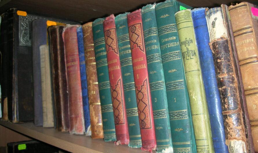 Хрупкие сокровища: Библиотека украинской диаспоры и отдел редких книг страдают от нехватки средств на реставрацию