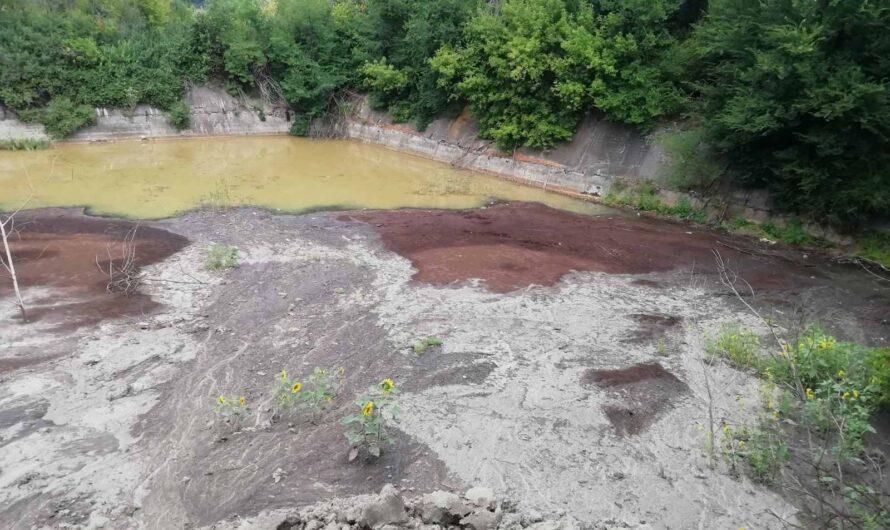 Многострадальное озеро в Краснополье: отстойник для химических отходов предприятий