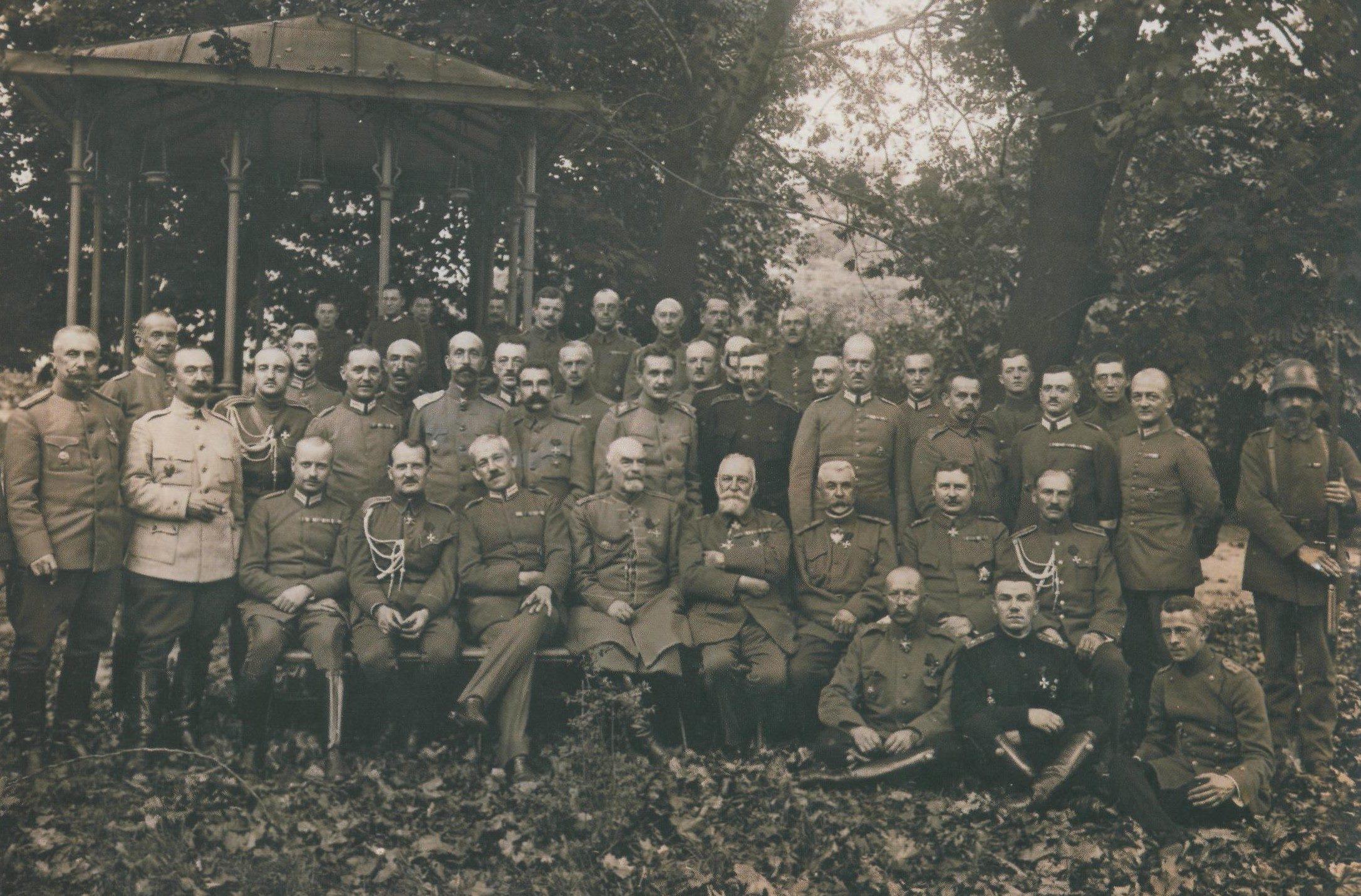Генералы