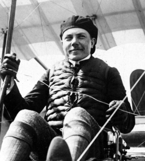 110 лет назад екатеринославцы наблюдали невиданное чудо – полеты пионера авиации Сергея Уточкина