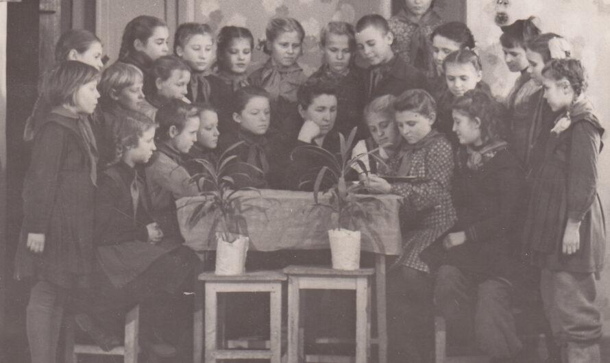 Истории старого Амура:  Подпольная учительница