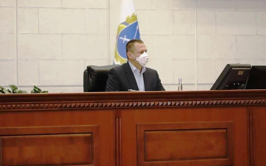 Новый старый мэр Днепра. Установочная сессия депутатов 8-го созыва