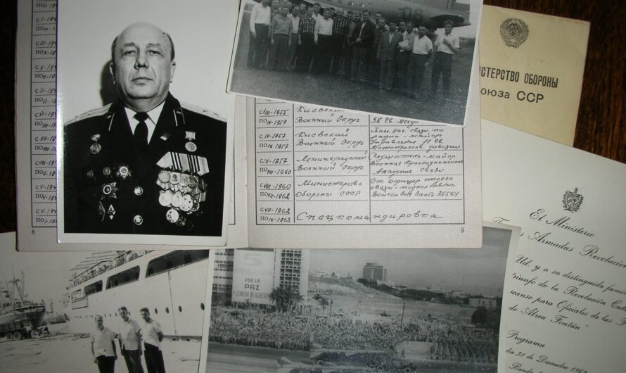 От Орельки до Эль-Чико: спецкомандировка полковника Небытова
