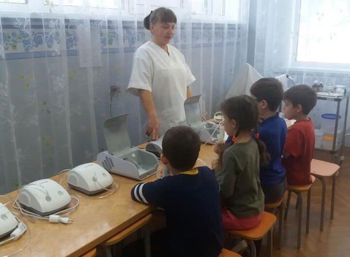 Важно и полезно: реабилитация в Днепре для переболевших Covid-19 детей