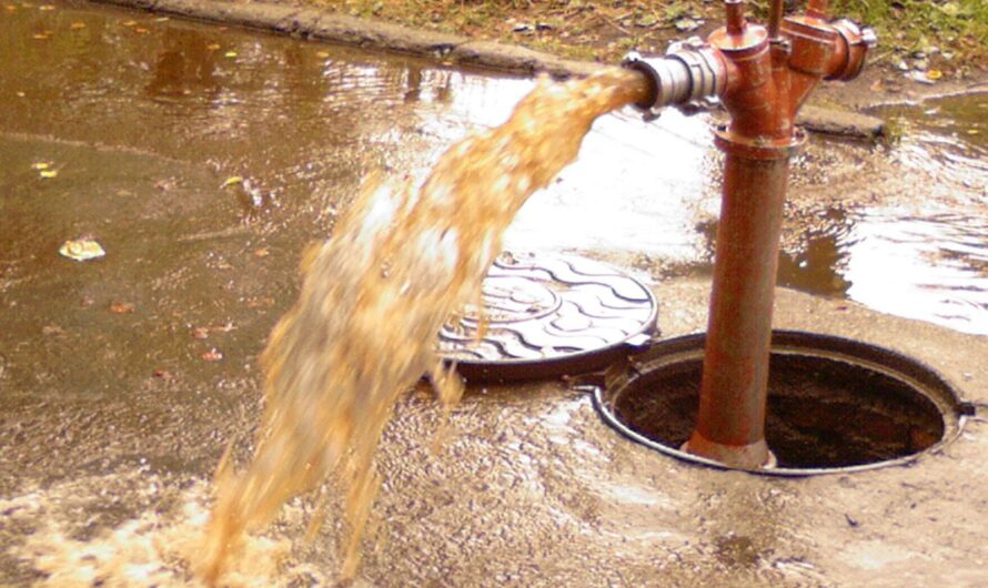 Где тонко, там и льётся. О системных проблемах водоснабжения города из документов мэрии