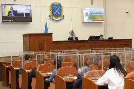 Сессии горсовета Днепра посвящается: переделить и переписать
