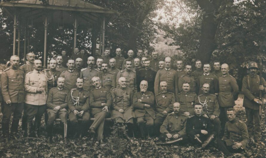 Неизвестные генералы Гражданской войны в Екатеринославе